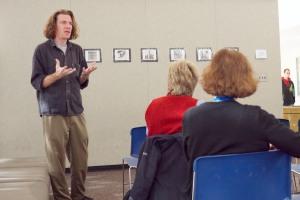 John Sevigny Talks to Students